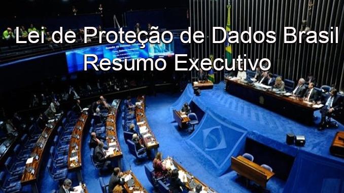 lei Proteção de Dados-BR - Minuto da Segurança da Informação a16aeab876